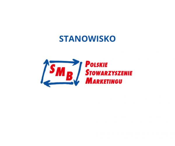 Stanowisko SMB w sprawie przepisów projektu rozporzadzenia e-privacy o marketingu bezpośrednim, przesłane do Ministeratwa Cyfryzacji 23 maja 2019 r.