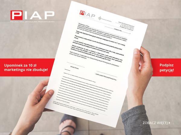Podpisz petycję - upominek za 10 zł marketingu nie zbuduje!