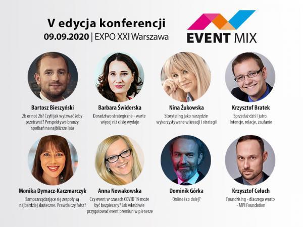 Ruszyła rejestracja na EVENT MIX 2020