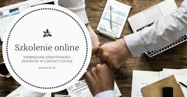 Studium Menedżera CC: 23 i 24 stycznia - Zwiększanie efektywności zespołów w Contact Center