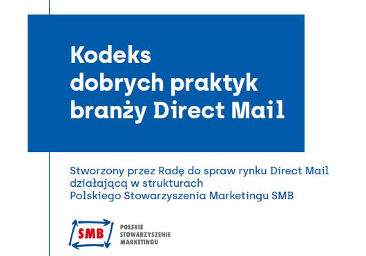 Kodeks Dobrych Praktyk branży Direct Mail