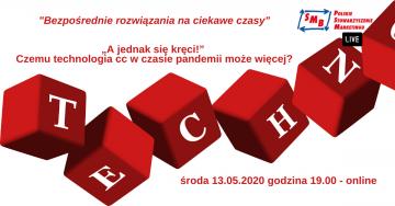 Obejrzyj debatę Rady ds. rynku CC o zadaniech technologii w czasie pandemii