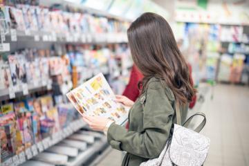 Badanie Rady ds. rynku DM - Stosunek Polaków do drukowanych materiałów marketingowych